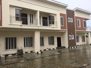 Brand New 4 Bedroom Terraced Duplex in a Mini Estate, Orchid Road, Lafiaji, Lekki, Lagos, Terraced Duplex for Sale