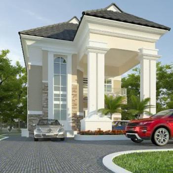 a Solid Duplex in a Fast Developing Estate, Close to Gaduwa Estate, Gaduwa, Abuja, Detached Duplex for Sale