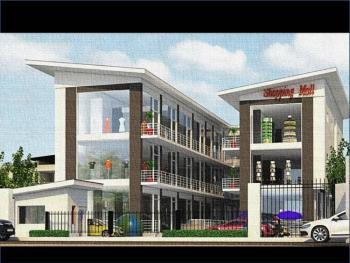 Open Plan Shopping Mall Under Construction, Road, Opebi, Ikeja, Lagos, Plaza / Complex / Mall for Rent