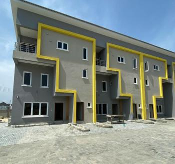 3 Bedroom Terrace Available, Ochid Road, Lekki Phase 2, Lekki, Lagos, Terraced Duplex for Rent