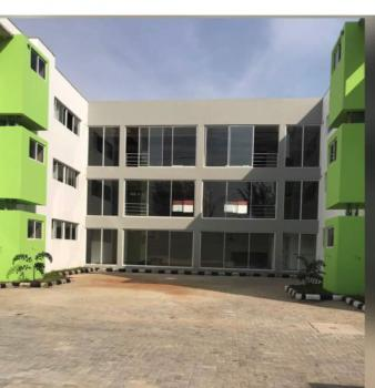 Newly Built Commercial Building of 180 Square Meters Office Space, Off Admiralty, Lekki Phase 1, Lekki, Lagos, Office Space for Rent