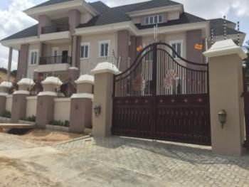 Adorable 8 Bedroom Ambassadorial Mansion,pool,gym,lift,penthouse, Quarters, Ministers Hill, Maitama District, Abuja, House for Sale