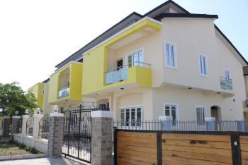 Beautiful 5 Bedroom Terraced Duplex, Orchid Road, Lekki, Lagos, Terraced Duplex for Sale