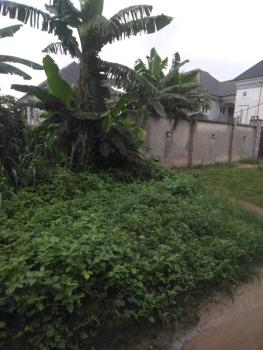 Fenced 2 Plots Within a Built Up Area, Salvation Ministries, Egbelu After Elioparanwa Off Ada George, Obio-akpor, Rivers, Mixed-use Land for Sale