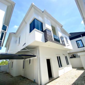 Luxury Built 5 Bedroom Duplex with a Room Bq, Chevron Drive, Lekki Expressway, Lekki, Lagos, Detached Duplex for Sale