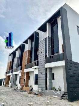 Brand New Luxurious 4 Bedrooms Terrace, Ikate Elegushi, Lekki, Lagos, Terraced Duplex for Sale