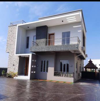 Aesthetically Beautiful 5 Bedroom Luxury Detached Duplex, Osapa, Lekki, Lagos, Detached Duplex for Sale