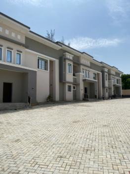 4 Bedrooms Terraced Duplex with 1 Room Bq Attached, Main Life Camp, Life Camp, Gwarinpa, Abuja, Detached Duplex for Sale