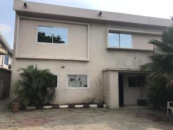 4 Bedroom Detached Duplex for Commercial & Residential Use, Off Awolowo Road, Falomo, Ikoyi, Lagos, Office Space for Rent