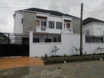 Luxury Built Semi Detached Duplex, Osapa London By Shoprite, Lekki, Lagos, Semi-detached Duplex for Sale