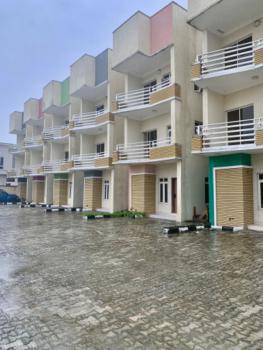 1 Bedroom Flat with a Tastefully Furnished Sitting Room, Osapa, Lekki, Lagos, Mini Flat for Rent