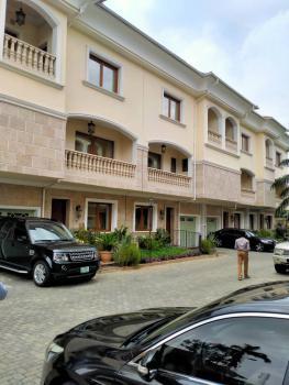 Luxury 4 Bedroom Terraced Duplex with B/q, Alabere, Old Ikoyi, Ikoyi, Lagos, Terraced Duplex for Rent