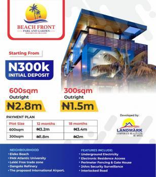 Dry Land, Beachfront Estate, Opposite The Beach, Eleko, Ibeju Lekki, Lagos, Mixed-use Land for Sale