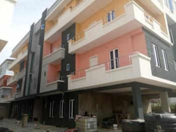 Lovely 2 Bedroom Apartment with Nice Facilities, Chevron, Lekki Phase 1, Lekki, Lagos, Flat for Rent