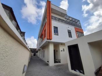 Brand New and Luxuriously Finished (4) Bedrooms Duplex with a Room Bq, Allen, Ikeja, Lagos, Semi-detached Duplex for Sale