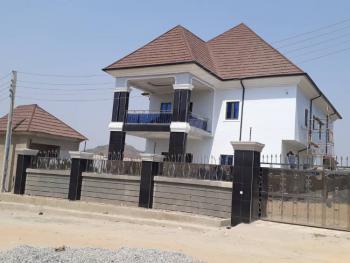 Hot 5 Bedrooms Fully Detached Duplex with 2 Rooms Bq, Idu, Idu Industrial, Abuja, Detached Duplex for Sale