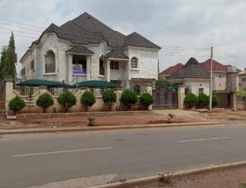 6 Bedrooms Duplex with 3 Sitting Rooms + 1 Bedroom Flat Bq, Diplomatic Zones, Abuja, Detached Duplex for Sale