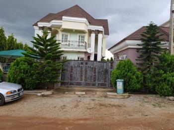 5 Bedrooms Duplex with 2 Sitting Rooms + 1 Bedroom Flat Bq, Dawaki, Gwarinpa, Abuja, Detached Duplex for Sale