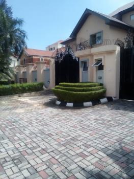 Detached House, Abacha Estate, Osborne, Ikoyi, Lagos, Detached Duplex for Sale