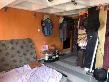 25 Square Meters Office Space with Toilet ( Upstairs), Hebert Macaulay Way, Alagomeji, Yaba, Lagos, Office Space for Rent
