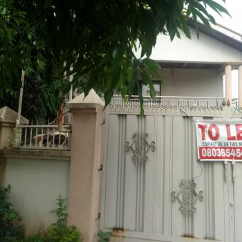 a Very Good 3 Bedroom Semi-detached Duplex with 1 Room Bq, Wuse 2, Abuja, Semi-detached Duplex for Rent
