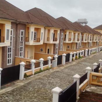 Exquisite 4 Bedrooms Semi Detached Duplex with a Room Staff Quarters, South End Estate, Ologolo, Lekki, Lagos, Semi-detached Duplex for Sale