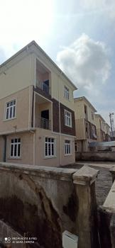 Newly Built 4 Bedroom with Bq, Southdrift Estate Mobil Road, Ilaje, Ajah, Lagos, Detached Duplex for Rent