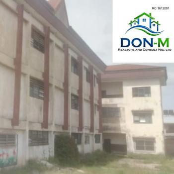 Massive Building on 4 Plots of Land, Okigwe Road, Owerri, Owerri, Imo, Plaza / Complex / Mall for Sale