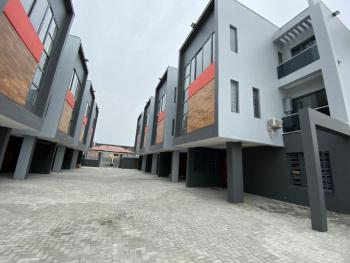 Fully Serviced 4 Bedroom Terrace Duplex, Ikate, Ikate Elegushi, Lekki, Lagos, Terraced Duplex for Rent