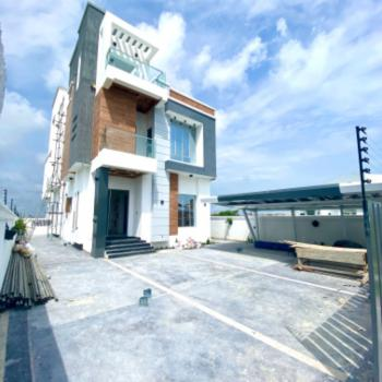 Massively Built 5 Bedrooms Mansion with State of The Art Finishing, Osapa London, Lekki, Lagos, Detached Duplex for Sale