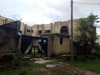 4 Units of Old Structures, 3 Bedrooms Flat of Above 1000m2 on Ground, Zone 4, Wuse, Abuja, Residential Land for Sale