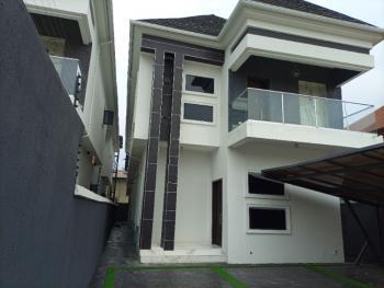 a Brand New 5 Bedrooms Detached Duplex with a Room Servant Quarters, Lekki Phase 1, Lekki, Lagos, Detached Duplex for Sale