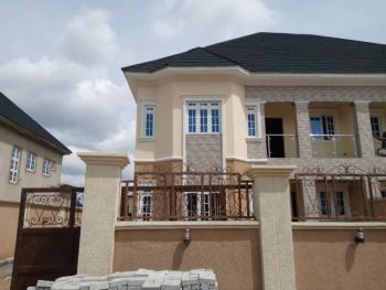 Brand New 4 Bedrooms Detached Duplex with Bq, Life Camp, Gwarinpa, Abuja, Semi-detached Duplex for Rent