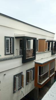 Newly Built Serviced 4 Bedroom Duplex with Bq, Westend Estate, Off Lekki County, Ikota, Lekki, Lagos, Terraced Duplex for Sale