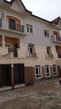 Nice and Well Built 4 Bedrooms Terraced Duplex with a Room Bq, Off Bode Thomas, Surulere, Lagos, Terraced Duplex for Sale