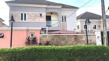 Luxury 4 Bedroom with Bq, Lekki County, Ikota, Lekki, Lagos, Detached Duplex for Rent