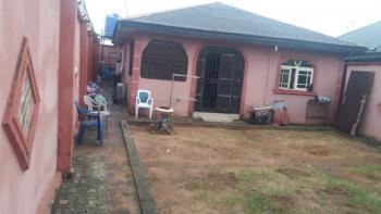 Decent 3 Bedrooms Bungalow in a Close, Behind Fagba Grammar School, Off Iju Ishaga Road, Ogba, Ikeja, Lagos, Detached Bungalow for Sale