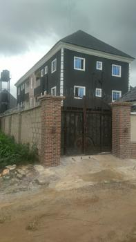 2 Bedroom Flat. Masters Room Ensuite, Kitchen Cabinets, Wardrobe, Malaysian Estate, Uratta, Toronto Road, Owerri North, Imo, Commercial Property for Rent