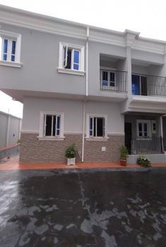 4 Bedroom Duplex with Excellent Amenities, Arowojobe Estate Via Shoprite, Mende, Maryland, Lagos, Semi-detached Duplex for Sale