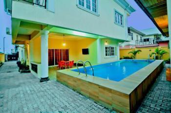 4 Bedrooms Detached Duplex with a Pool, Vgc, Lekki, Lagos, Detached Duplex Short Let