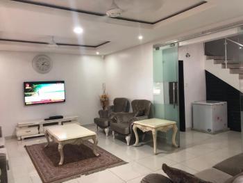 Luxury 3 Bedrooms Duplex, Dipeolu Estate, Victoria Island (vi), Lagos, Semi-detached Duplex Short Let