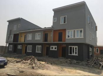 Luxury 3 Bedrooms with Excellent Security, Wealthland Green Estate, Oribanwa, Ibeju Lekki, Lagos, Block of Flats for Sale