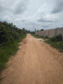 Plots of Land Available 8 Poles Off The Express Way, Off Major Igwuruta- Etche Express Beside County Grammar School, Ikwerre, Rivers, Mixed-use Land for Sale