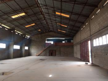 Factory Space and Warehouse, Akinyemi Ring Road Behind Praise Kids College, Challenge, Ibadan, Oyo, Warehouse for Rent