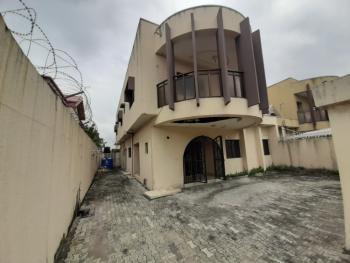5 Bedroom En-suite Semi-detached Duplex with a Room Bq, Gateman House, Lekki Phase 1, Lekki, Lagos, Semi-detached Duplex for Rent