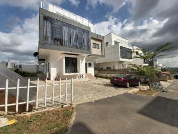 Brand New Ambassadorial Luxury 5 Bedroom Detached House, Guzape District, Abuja, Detached Duplex for Sale