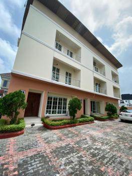 4 Bedroom Duplex, Chevy View Estate, Chevron, Idado, Lekki, Lagos, Terraced Duplex Short Let