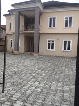 Luxury 7 Bedroom with Bq, United Estate, Sangotedo, Ajah, Lagos, Detached Duplex for Sale
