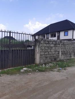 Full Plot of Land Fenced, Opposite Harmony Estate, Off Langbasa Road, Ado, Ajah, Lagos, Mixed-use Land for Sale