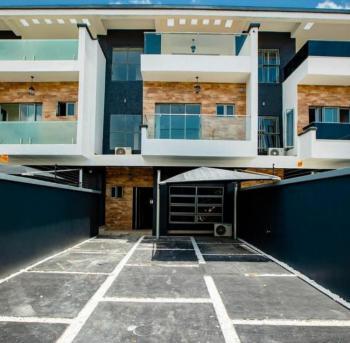 Luxury Self Compound Duplex, Osborne, Ikoyi, Lagos, Terraced Duplex for Sale